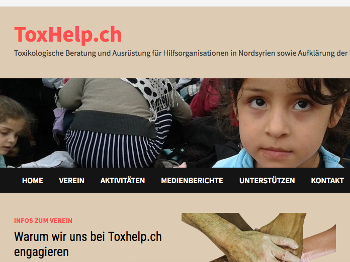 Verein und Website am Start